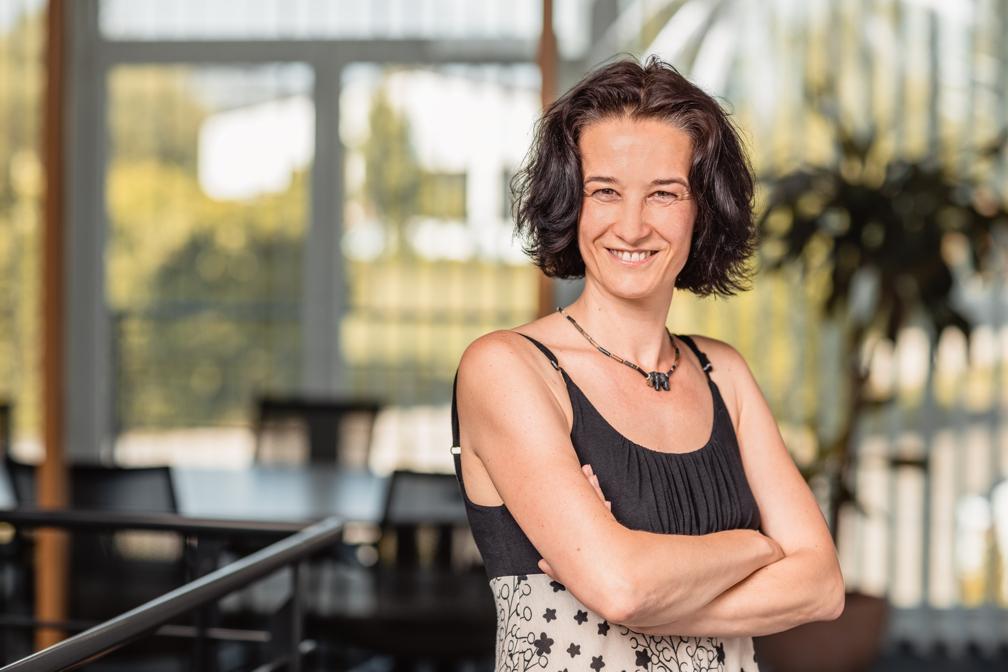 Gabi Kerschbaumer, Geschäftsführerin